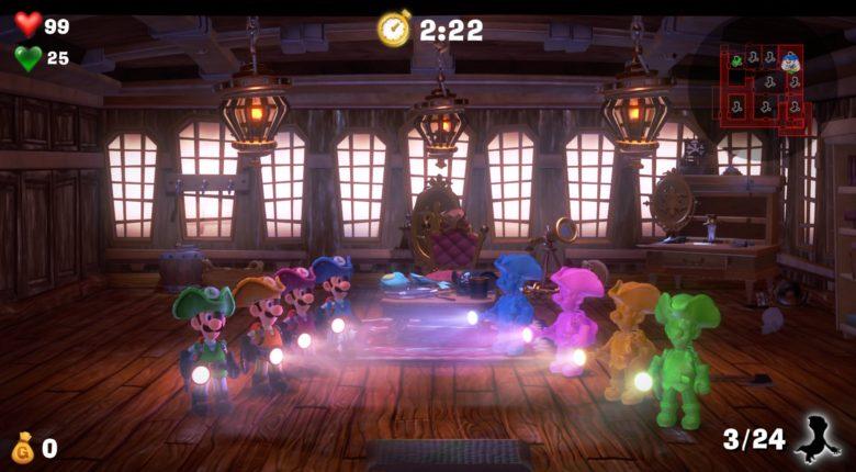 Luigi's Mansion 3 DLC 2