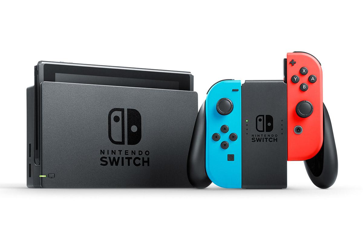 Nintendo Switch Artwork Alt