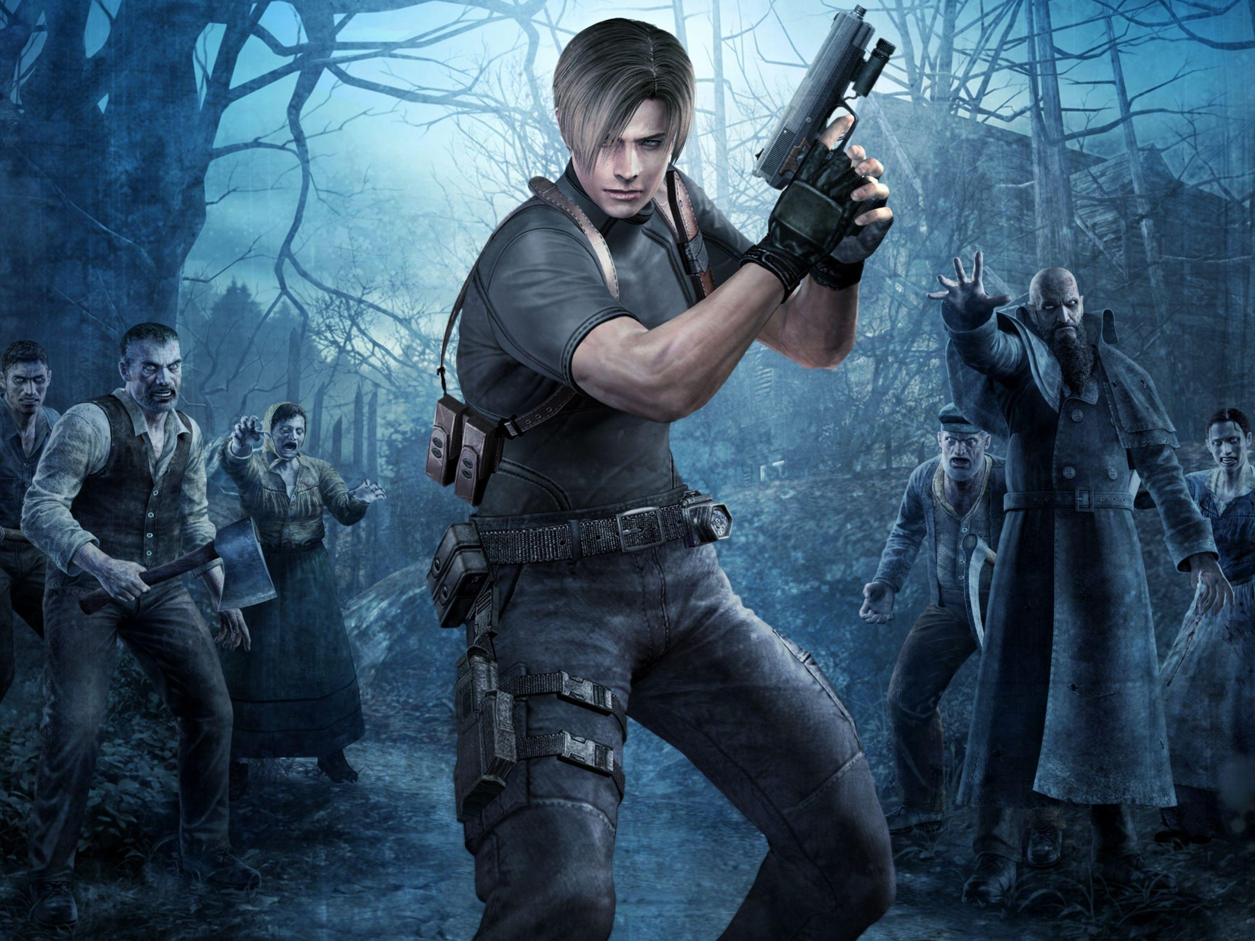 RE4 Artwork