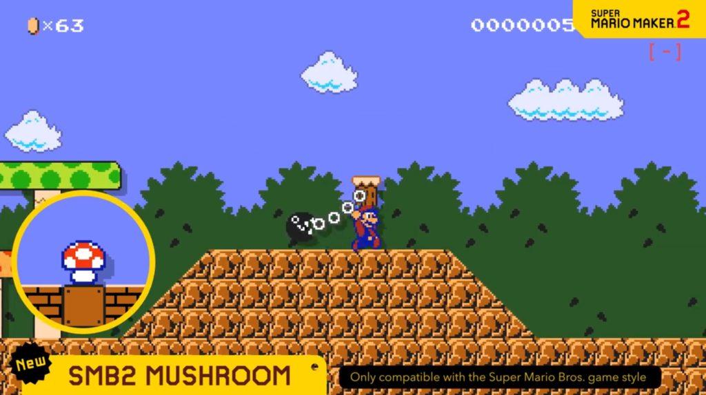 SMB2 Mushroom