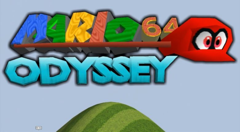 Super Mario Odyssey 64 - Release & Download-pAFxi6nuD80