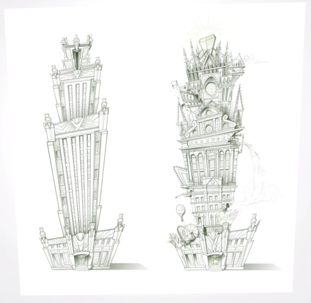 Last Resort Concept Art