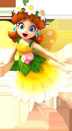Daisy (Fairy) Artwork