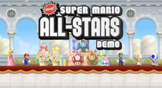 Newer Super Mario All-Stars