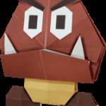 Origami Goomba