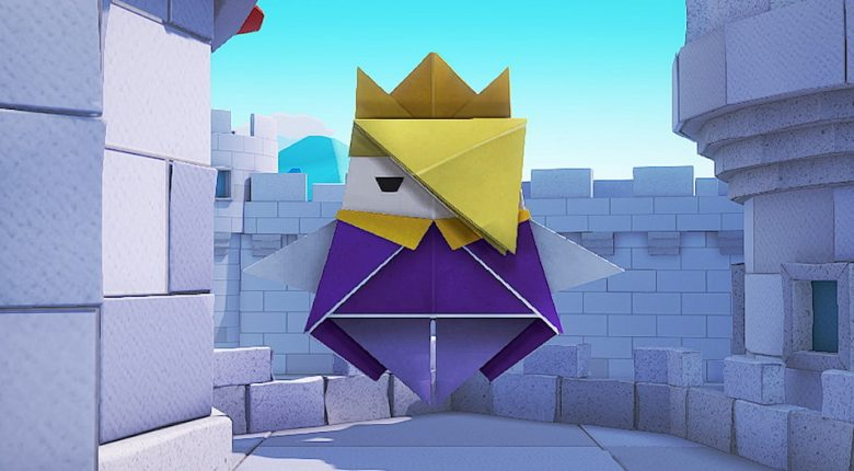 Olly the Origami King