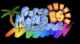 Super Mario Sunshine DS Logo