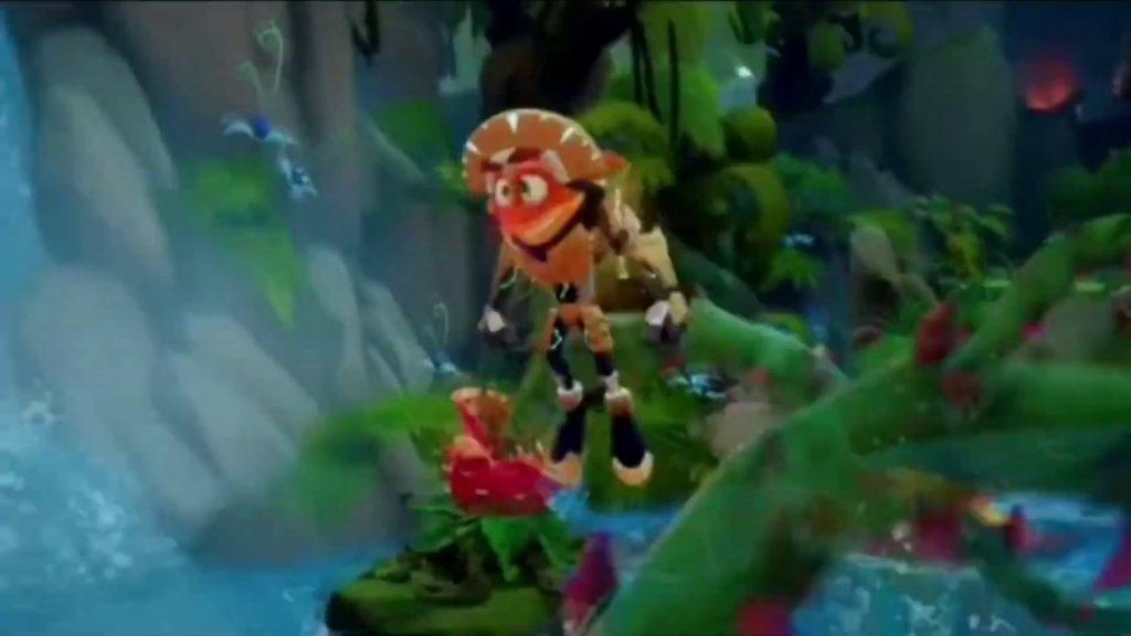 Crash 4 Trailer Leak 4
