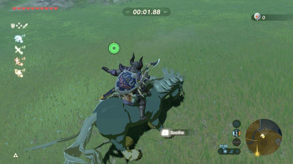Land on Wild Horse