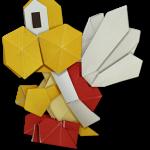 Origami Paratroopa