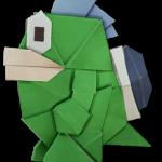 Origami Spike