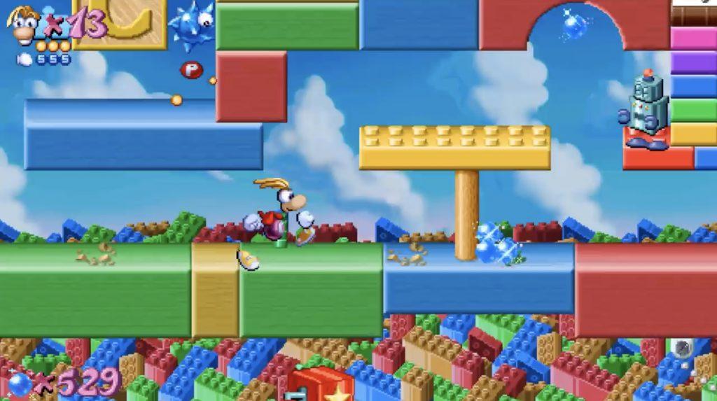 Rayman Redemption Playtopia