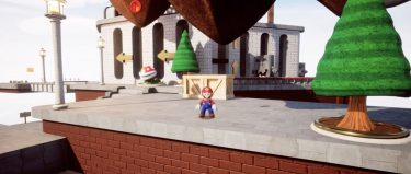 Super Mario 64 Reimagined