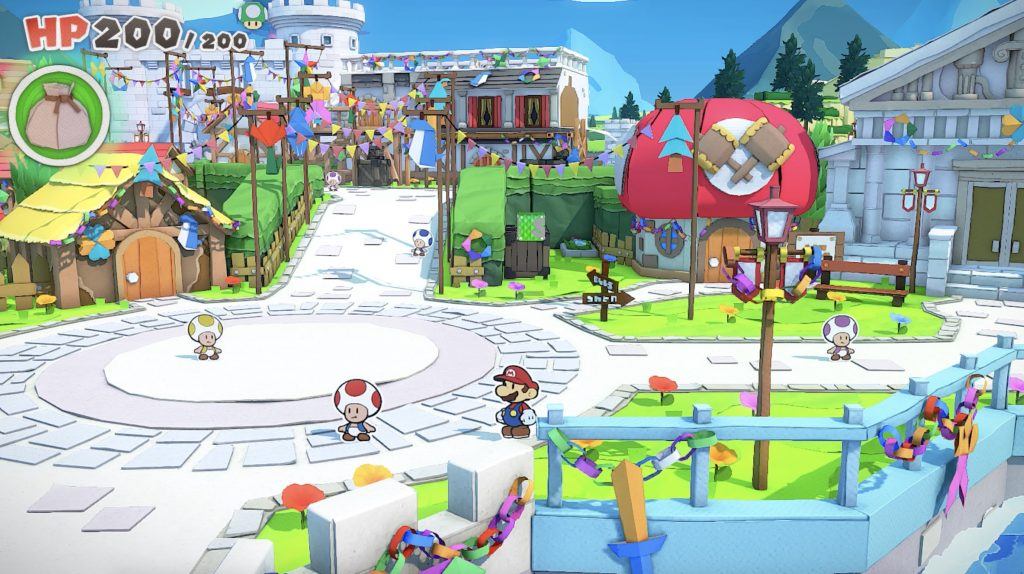 Toad Town Screenshot