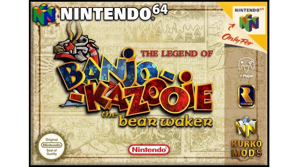 Banjo-Kazooie Bear Waker Thumbnail