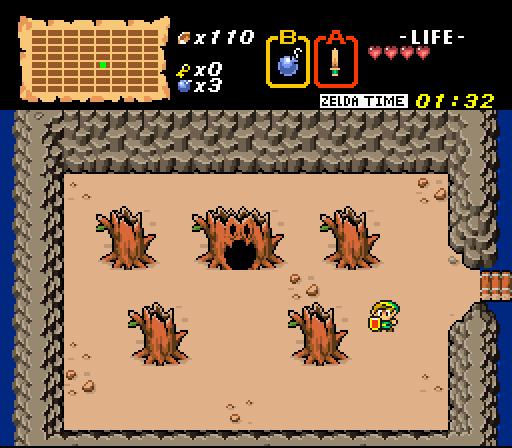 BS Zelda Link Restoration