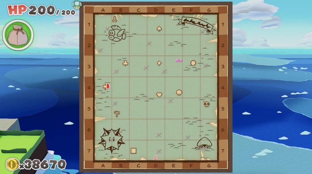 Great Sea Chart