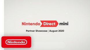 Nintendo Direct Mini August 2020 Thumbnail