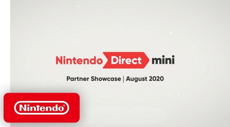 Nintendo Direct Mini August 2020 Thumbnail