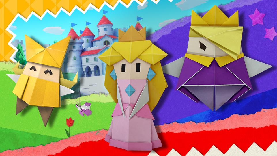 Paper Mario Spirits