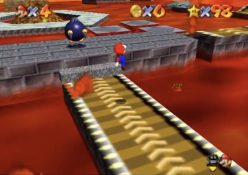 Recreated Mario 64 Enemy