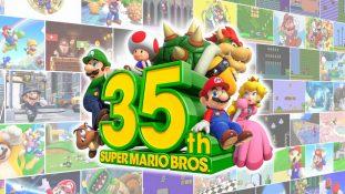35th Anniversary Mario