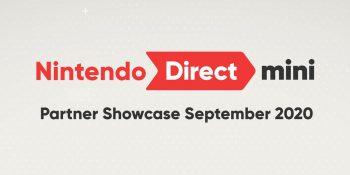 September 2020 Partner Showcase Direct