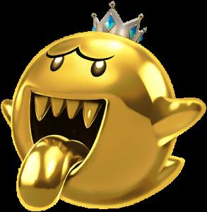 Gold King Boo