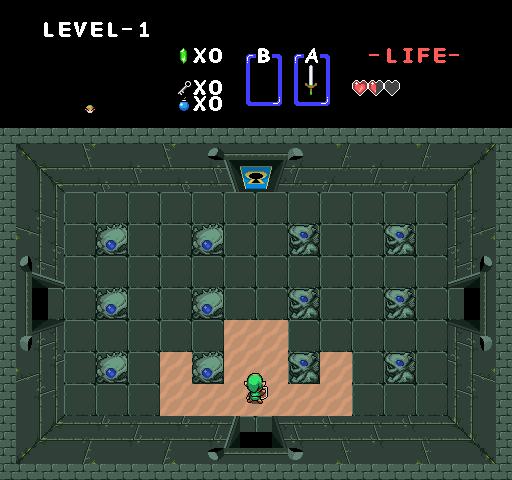 Zelda Remastered Dungeon
