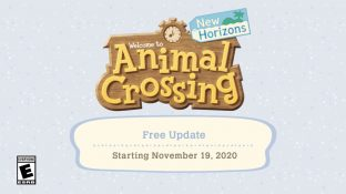 Animal Crossing Winter Update