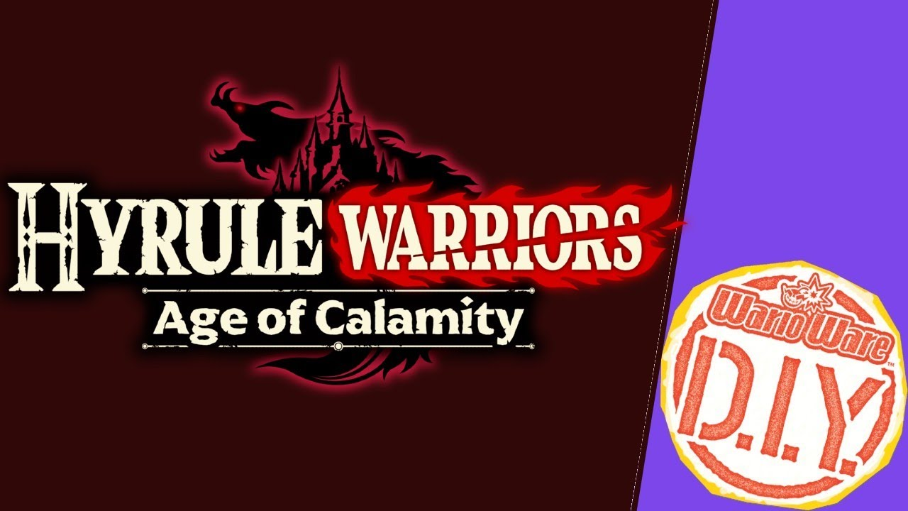 Champions Unite (Main Theme) - Hyrule Warriors Age of Calamity (Warioware DIY)