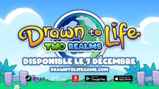 Drawn To Life Two Realms