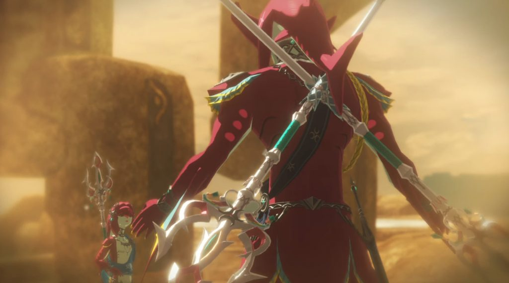Mipha and Sidon