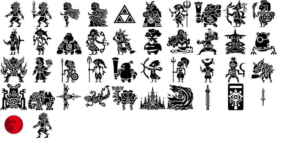 NPC Icons