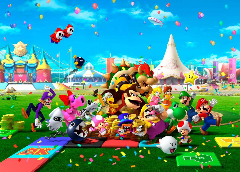 Mario Party 8 Scene