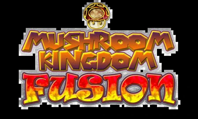 Mushroom Kingdom Fusion Logo