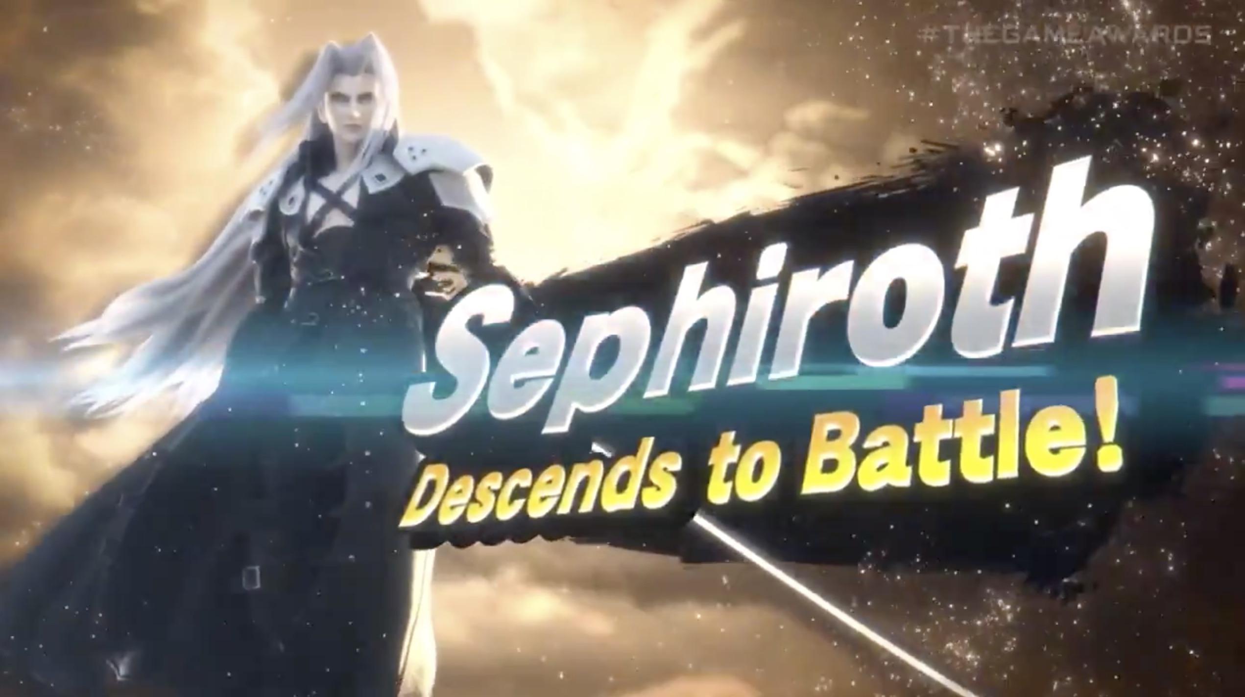 Sephiroth Reveal