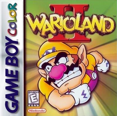 Wario Land 2 cover
