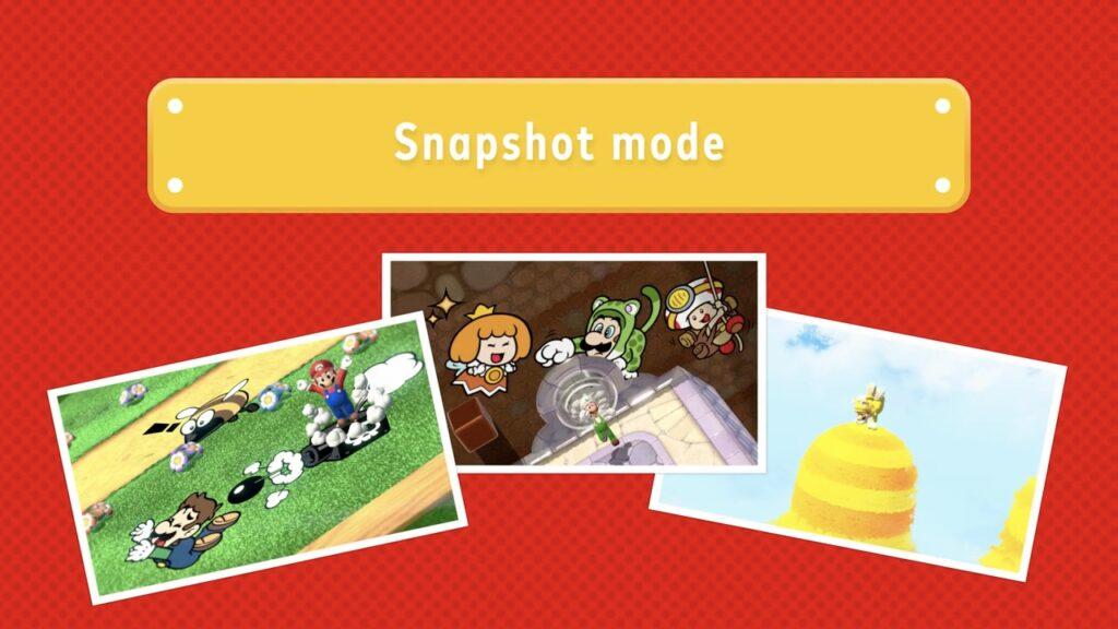 Snapshot Mode 1