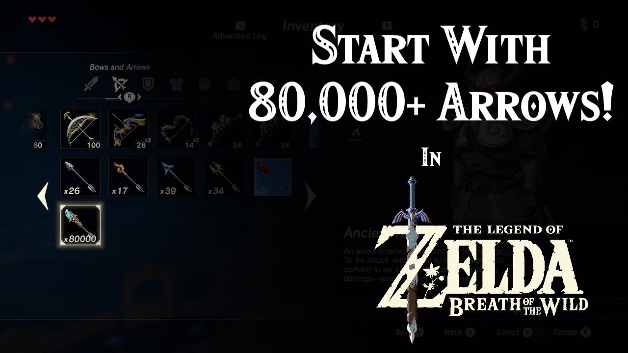 80K Arrows Image