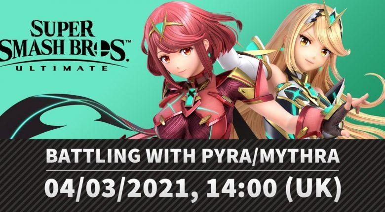 Battling With Pyra/Mythra