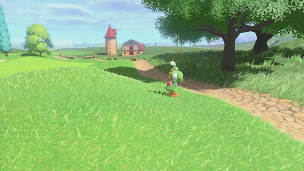 Mario Golf: Super Rush Course