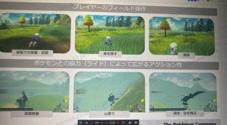 Pokemon Leak 1