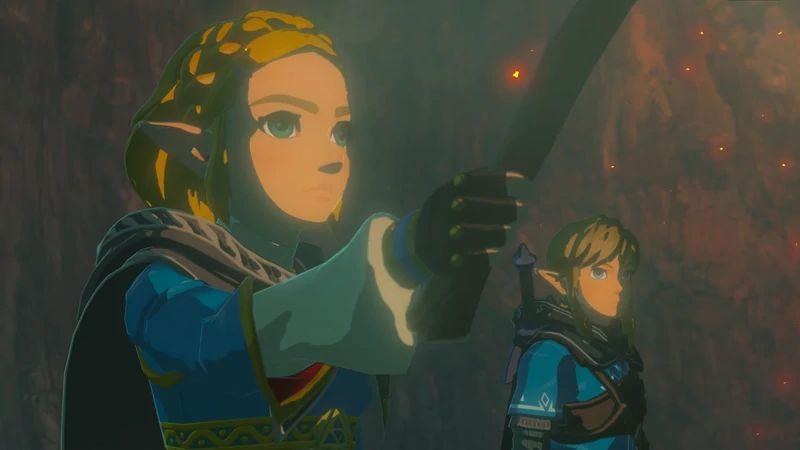BoTW Sequel Screenshot