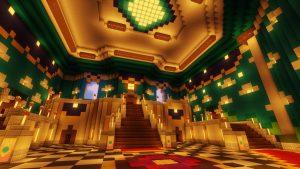 The Castle Foyer
