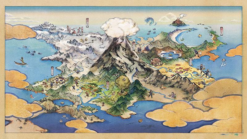 Hisui Region