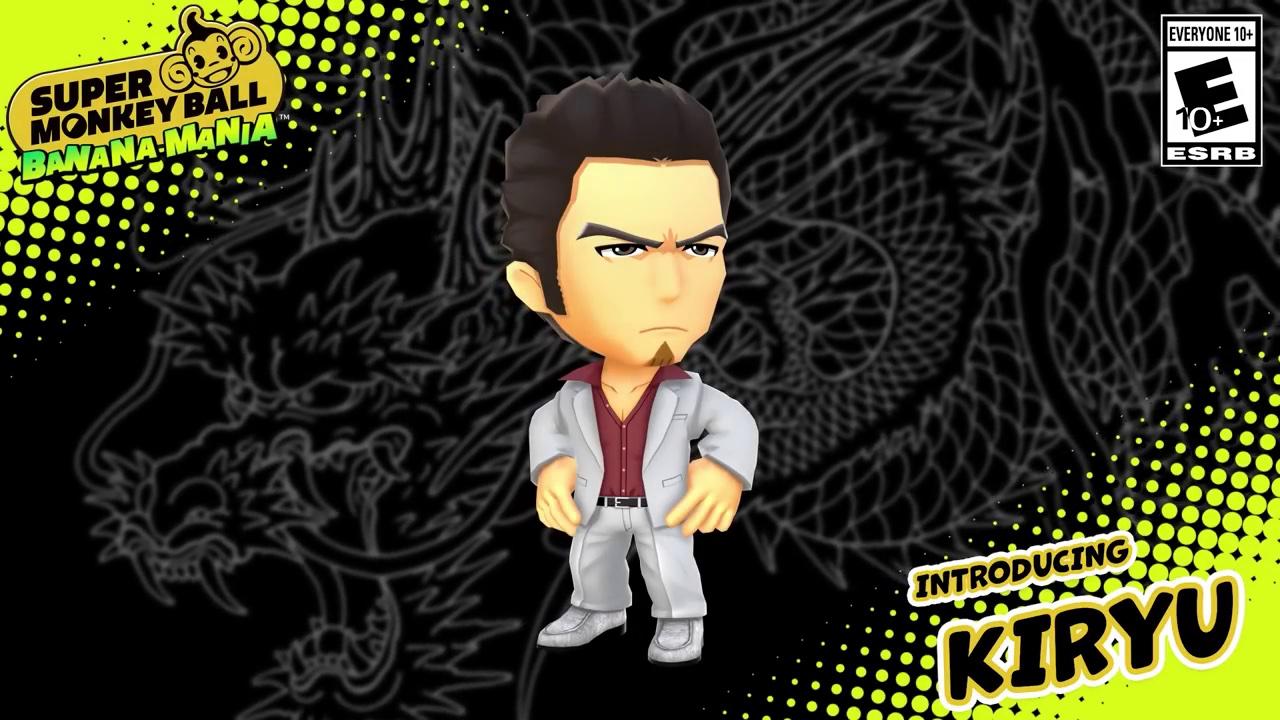 Super Monkey Ball Kiryu