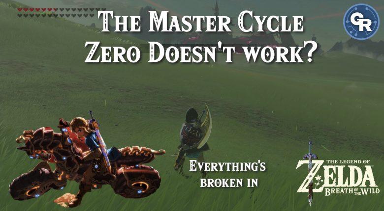 No Master Cycle Zero