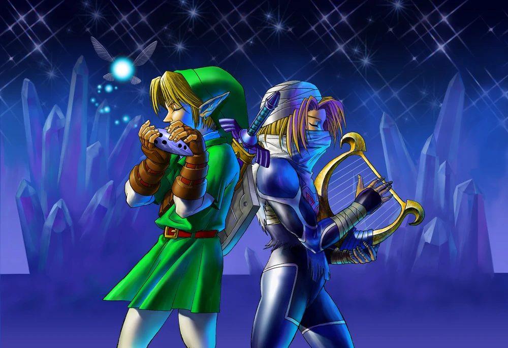 Zelda Musician Image