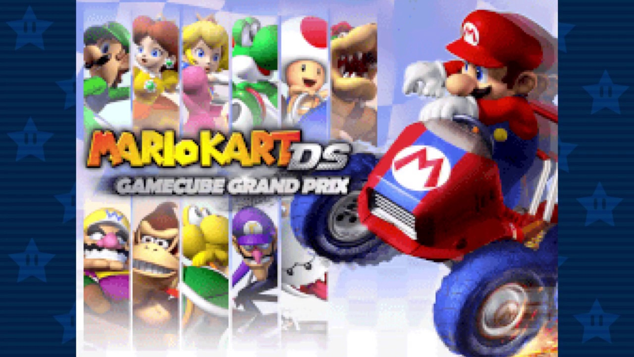 GameCube Grand Prix Title
